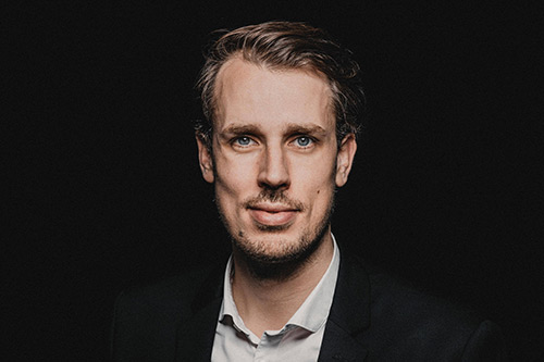 Rasmus Bruun ARYZE photo by Nicolas Cosedis
