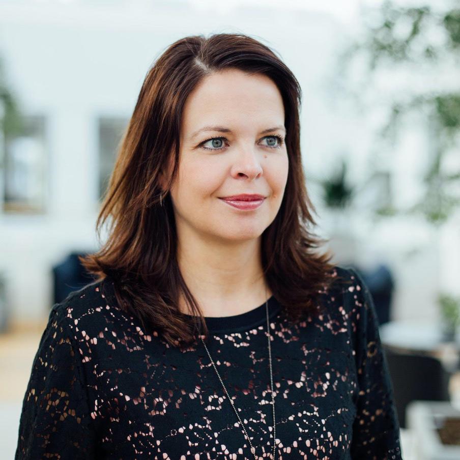 Portrait of Camilla Ley Valentin