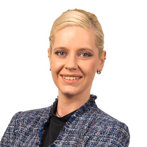 Portrait of Olesja Hännikäinen