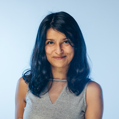 Portrait of Palak Sehgal