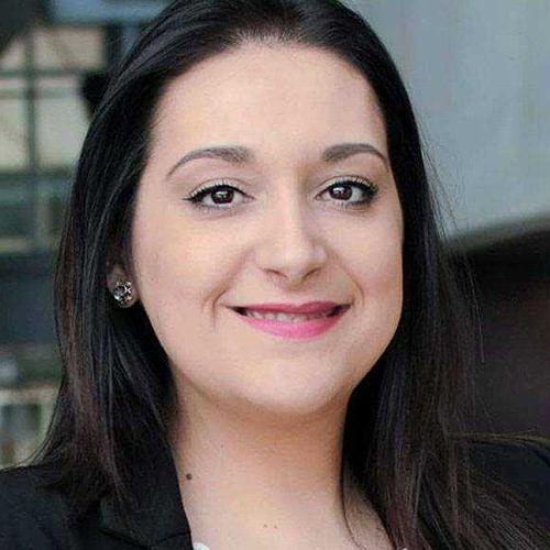 Portrait of Plamena Cherneva