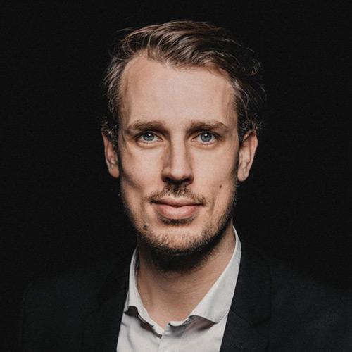 Portrait of Rasmus Bruun