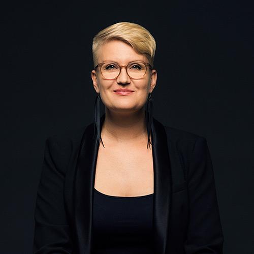 Portrait of Milja Köpsi