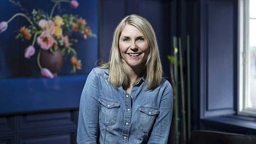 Portrait of Stine Jersie Olsen, Chief Consultant - Growth & Impact at Danske Bank