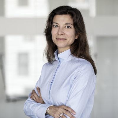 Portrait of Nana Bule, CEO of Microsoft Denmark & Iceland