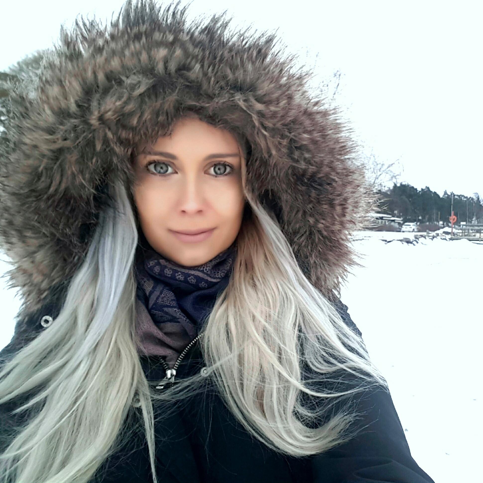 Portrait of Caritta Seppa