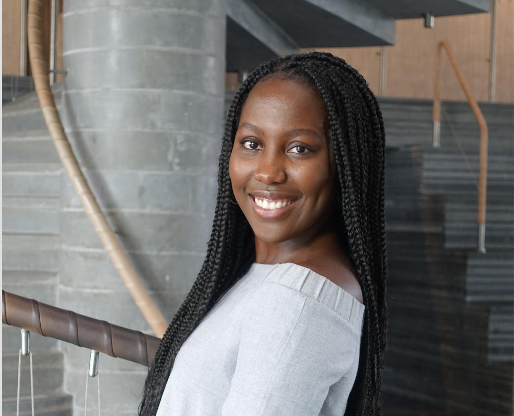 Portrait of Kelvina Wairimu